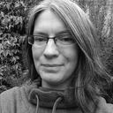 black and white profile picture julia horn